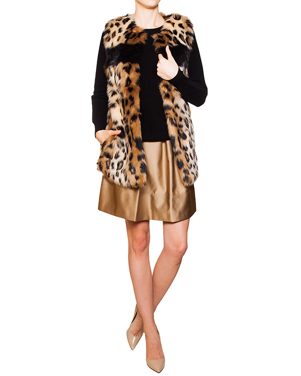 женская юбка Essentiel, сезон: зима 2015/16. Купить за 6700 руб. | Фото 3