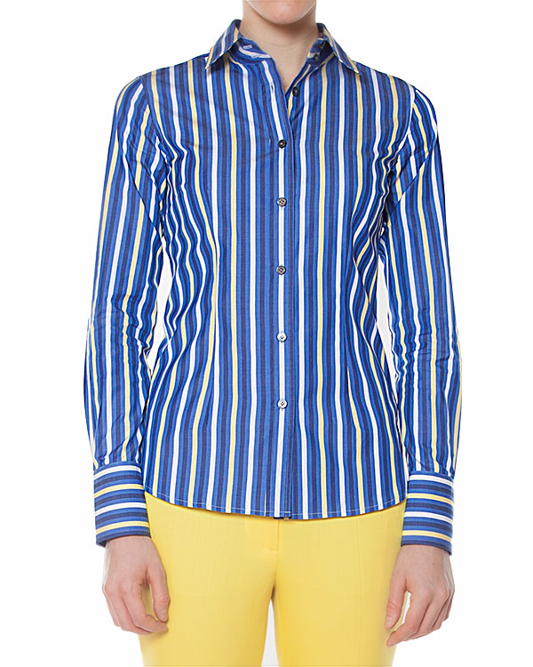 женская рубашка Mauro Grifoni, сезон: лето 2015. Купить за 7500 руб. | Фото 1
