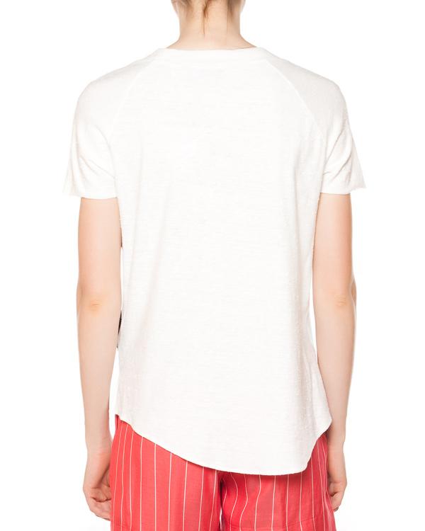 женская футболка Mauro Grifoni, сезон: лето 2015. Купить за 6800 руб. | Фото $i