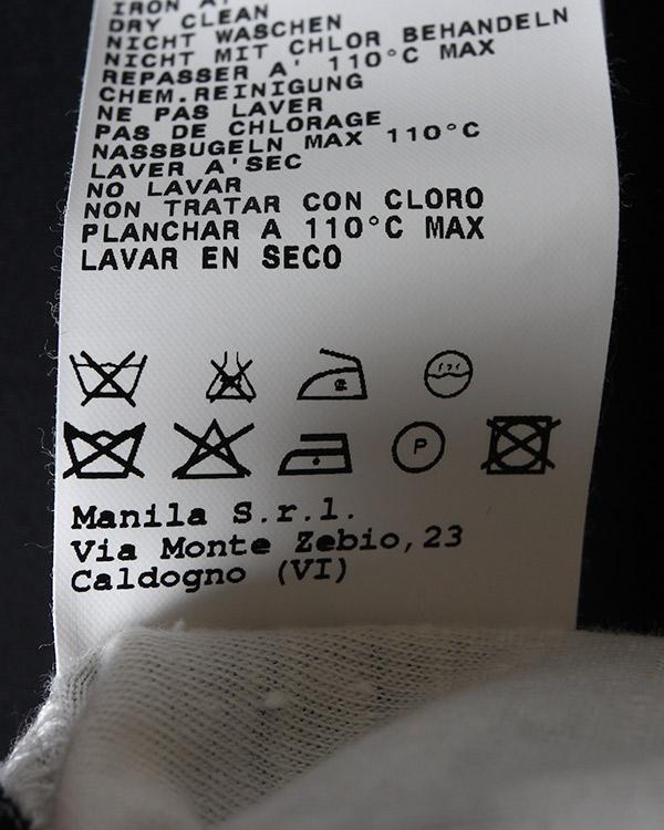 женская футболка Mauro Grifoni, сезон: лето 2015. Купить за 8200 руб.   Фото $i