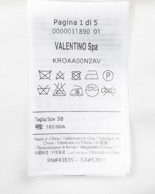 женская топ Valentino Red, сезон: лето 2016. Купить за 15300 руб. | Фото 5