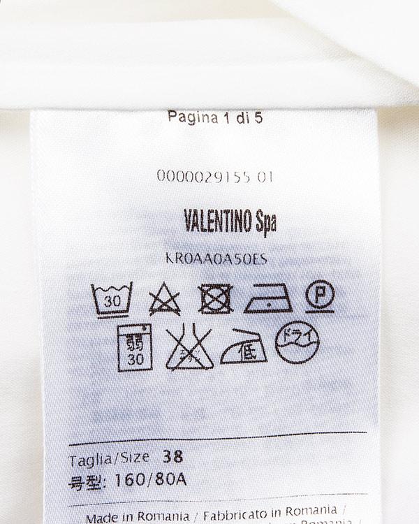женская топ Valentino Red, сезон: лето 2016. Купить за 12100 руб. | Фото $i
