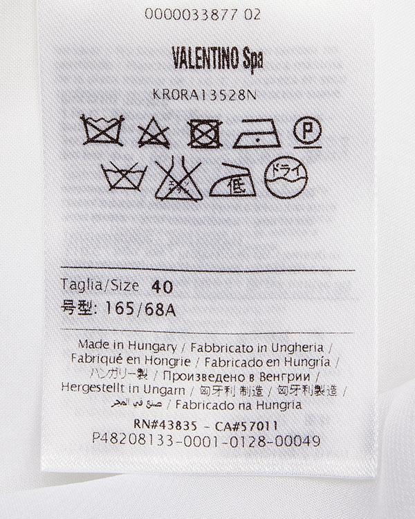 женская юбка Valentino Red, сезон: лето 2016. Купить за 20400 руб. | Фото 5