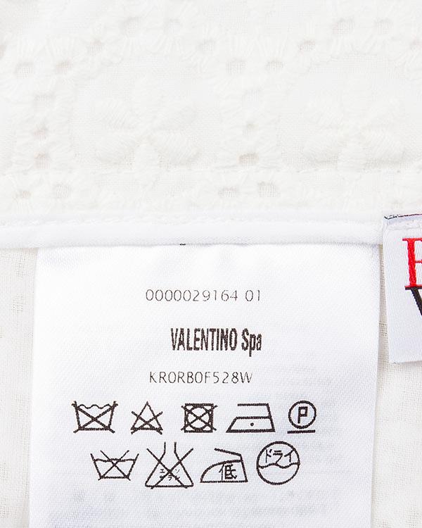 женская брюки Valentino Red, сезон: лето 2016. Купить за 14300 руб. | Фото 5