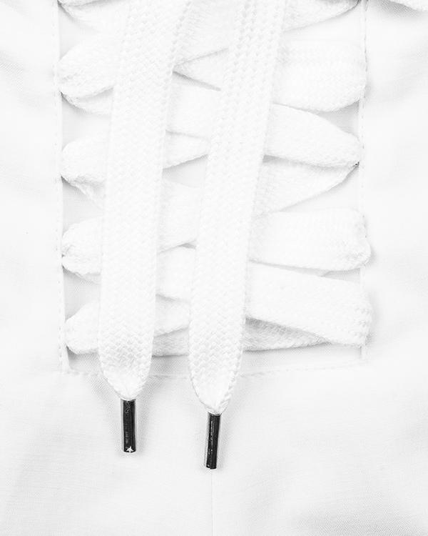 женская шорты Valentino Red, сезон: лето 2016. Купить за 9200 руб. | Фото 4
