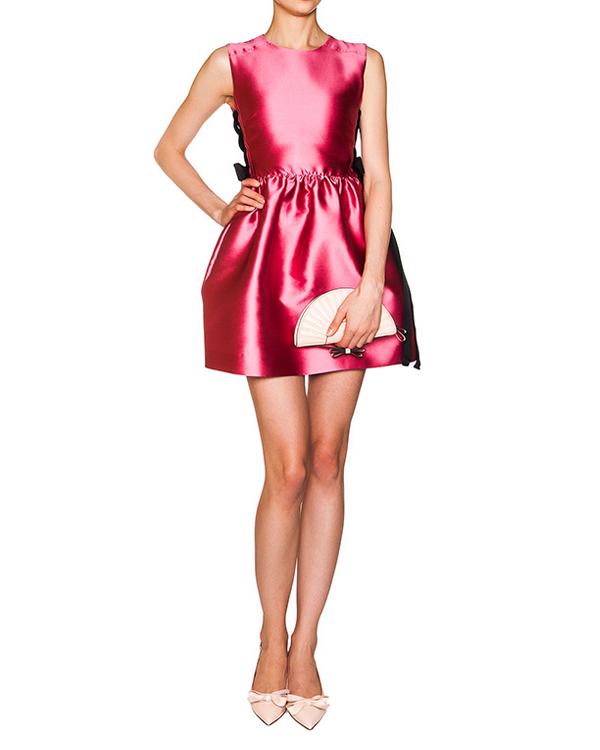 женская платье Valentino Red, сезон: лето 2016. Купить за 21500 руб. | Фото 3