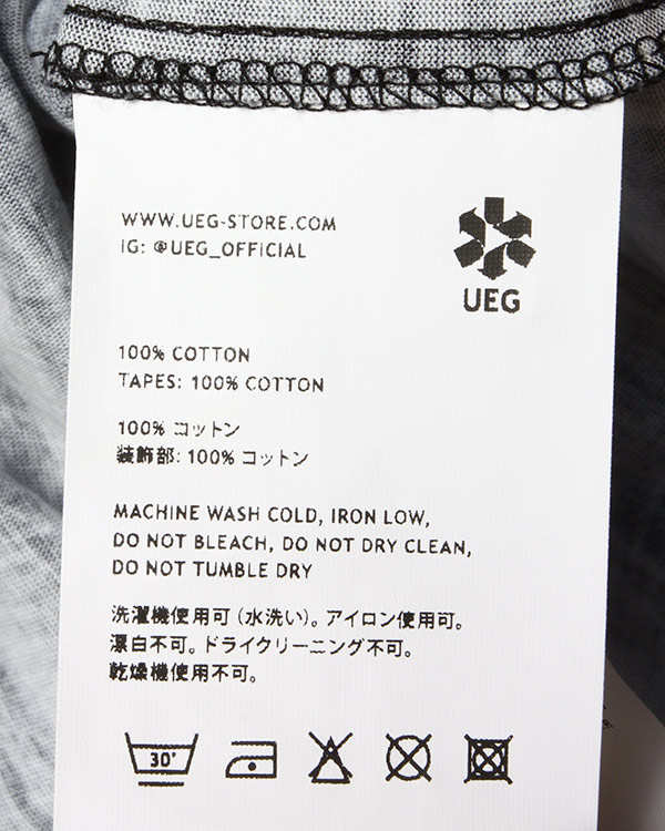 мужская футболка UEG, сезон: зима 2015/16. Купить за 7200 руб.   Фото 5