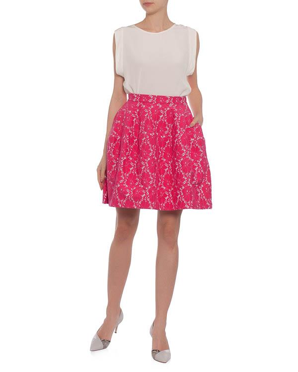 женская юбка P.A.R.O.S.H., сезон: лето 2015. Купить за 10100 руб. | Фото 3