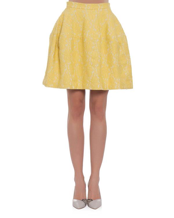 женская юбка P.A.R.O.S.H., сезон: лето 2015. Купить за 12600 руб. | Фото 1