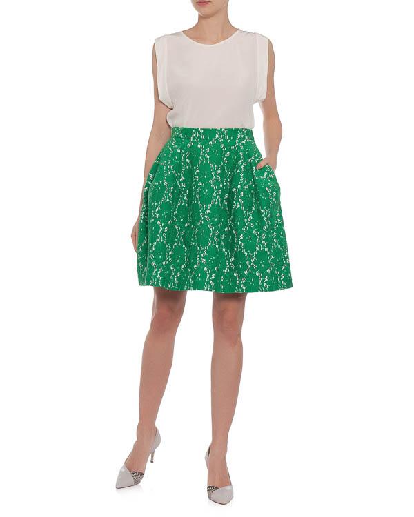 женская юбка P.A.R.O.S.H., сезон: лето 2015. Купить за 12600 руб. | Фото 3