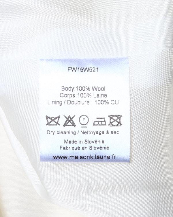 женская юбка Maison Kitsune, сезон: зима 2015/16. Купить за 13100 руб. | Фото 5
