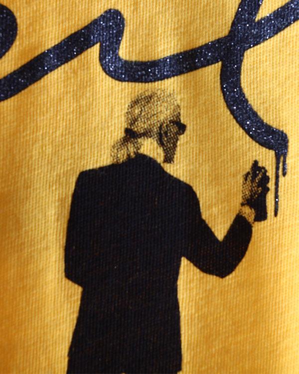 женская футболка KARL LAGERFELD, сезон: лето 2014. Купить за 2700 руб. | Фото 4