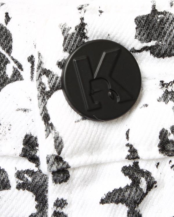 женская джинсы KARL LAGERFELD, сезон: лето 2014. Купить за 7700 руб. | Фото 4