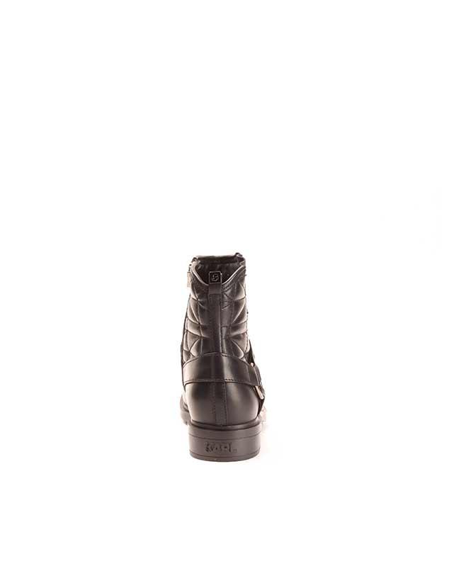 женская сапоги KARL LAGERFELD, сезон: зима 2013/14. Купить за 11600 руб. | Фото 4