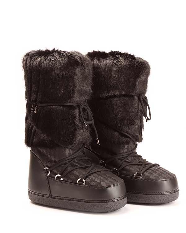 женская боты KARL LAGERFELD, сезон: зима 2013/14. Купить за 7800 руб. | Фото $i