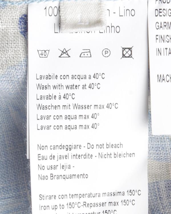 мужская рубашка 120% lino, сезон: лето 2017. Купить за 5700 руб. | Фото $i