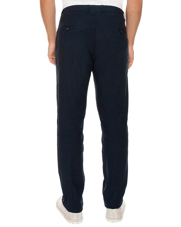 мужская брюки 120% lino, сезон: лето 2017. Купить за 6100 руб. | Фото $i