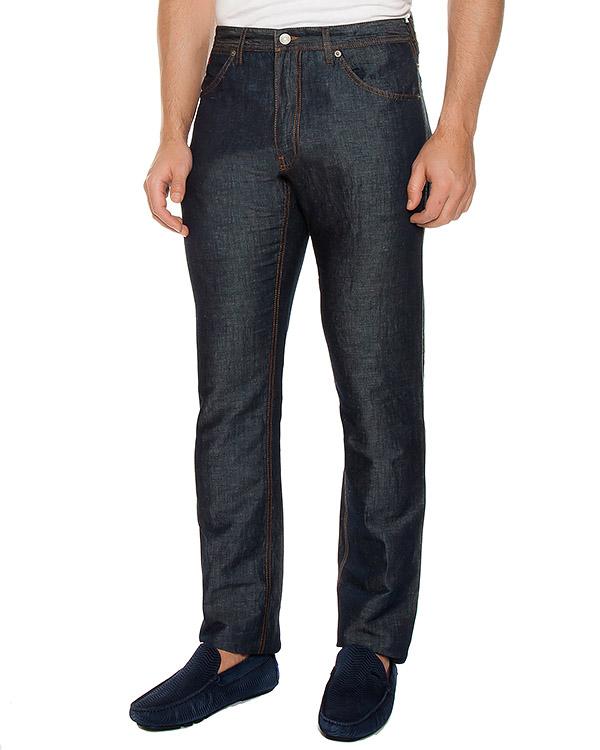 джинсы  артикул L0M2413-E985 марки 120% lino купить за 6600 руб.