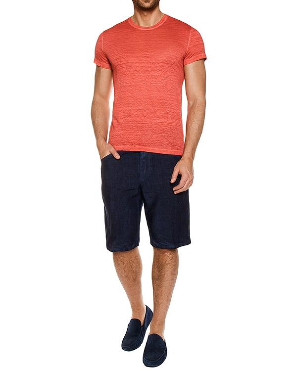 мужская футболка 120% lino, сезон: лето 2017. Купить за 3900 руб. | Фото $i