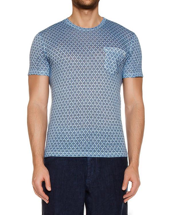 футболка  артикул L0M7664 марки 120% lino купить за 4700 руб.