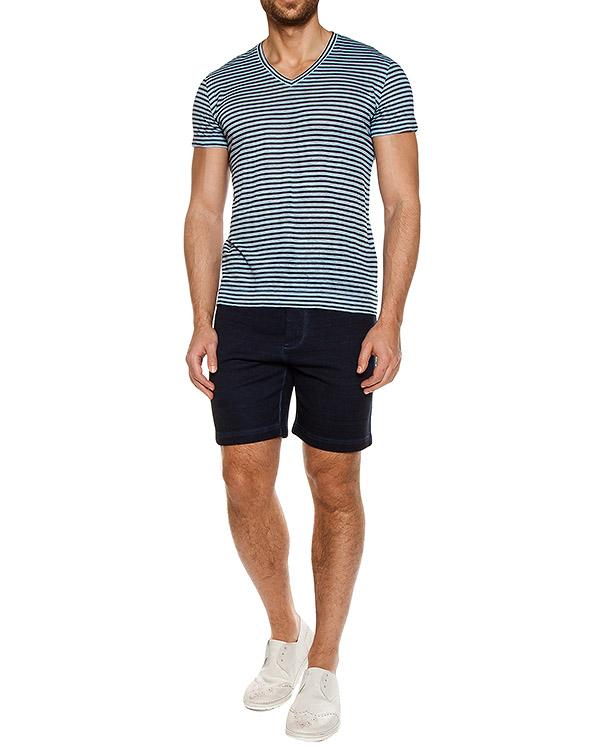мужская футболка 120% lino, сезон: лето 2017. Купить за 4400 руб. | Фото $i