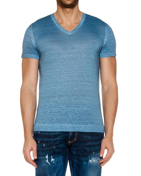 футболка  артикул L0M7915-E908 марки 120% lino купить за 4000 руб.