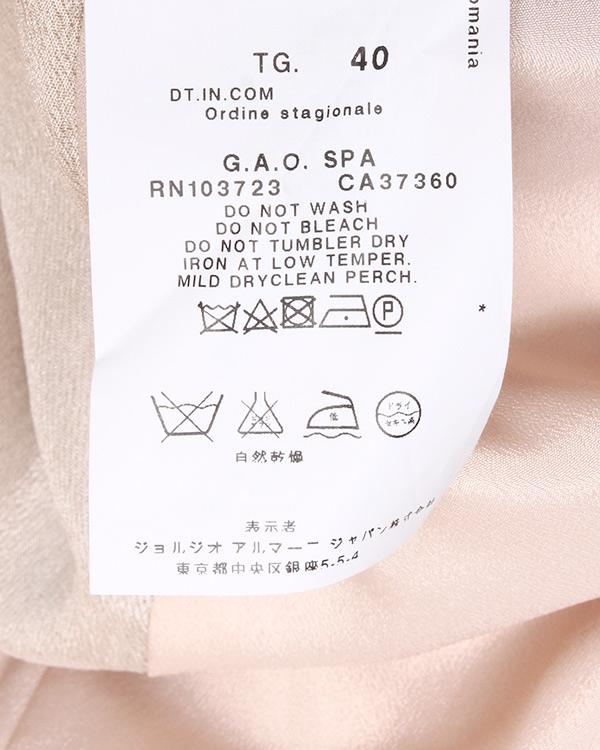 женская платье EMPORIO ARMANI, сезон: лето 2013. Купить за 7500 руб. | Фото 5