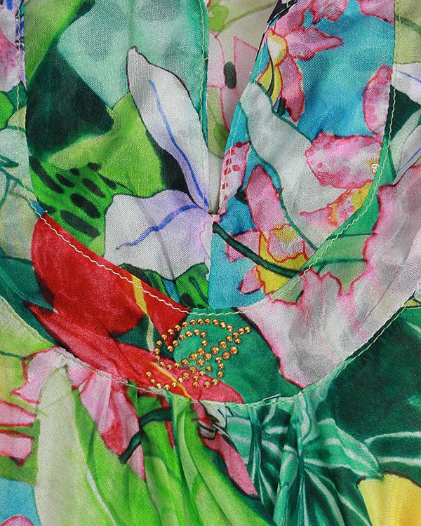 женская платье BLUMARINE, сезон: лето 2013. Купить за 11800 руб. | Фото 4