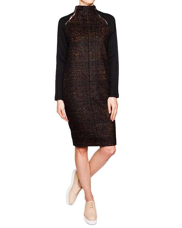 женская платье ALBINO, сезон: зима 2012/13. Купить за 20500 руб. | Фото 2