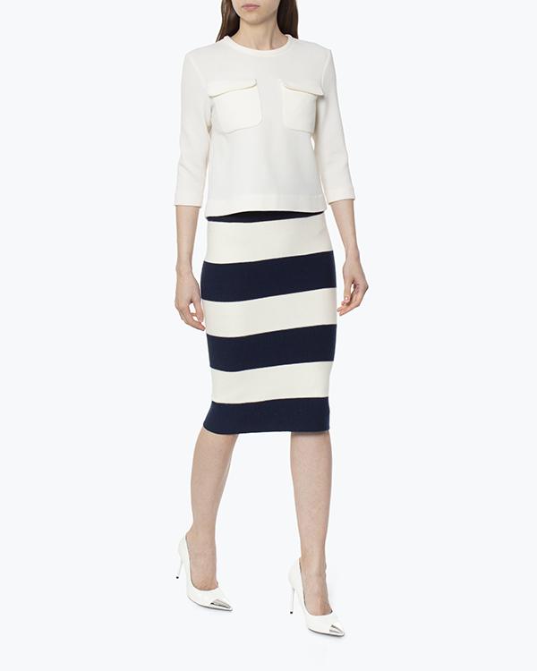 женская блуза P.A.R.O.S.H., сезон: зима 2015/16. Купить за 14700 руб. | Фото 2