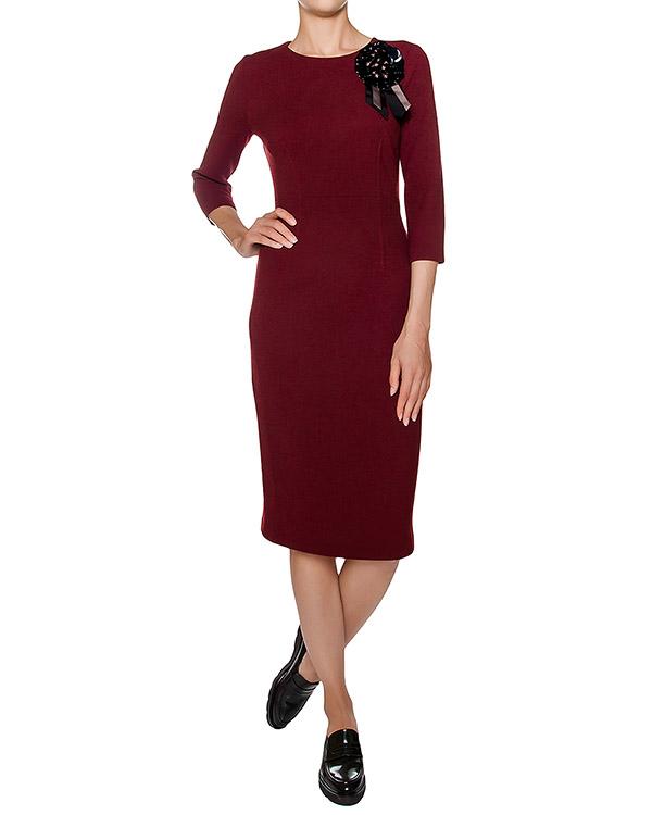 женская платье P.A.R.O.S.H., сезон: зима 2016/17. Купить за 16800 руб. | Фото 3