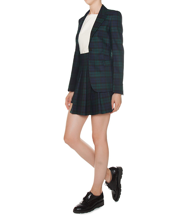 женская юбка P.A.R.O.S.H., сезон: зима 2017/18. Купить за 22700 руб. | Фото $i