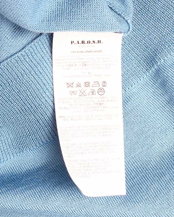 женская пуловер P.A.R.O.S.H., сезон: зима 2015/16. Купить за 7300 руб. | Фото 5