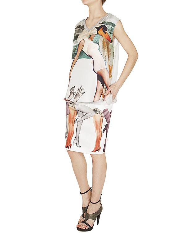 женская юбка Louise Amstrup, сезон: лето 2013. Купить за 9200 руб. | Фото 3