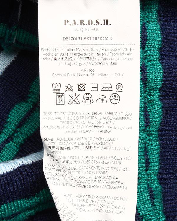 женская водолазка P.A.R.O.S.H., сезон: зима 2015/16. Купить за 7400 руб. | Фото $i