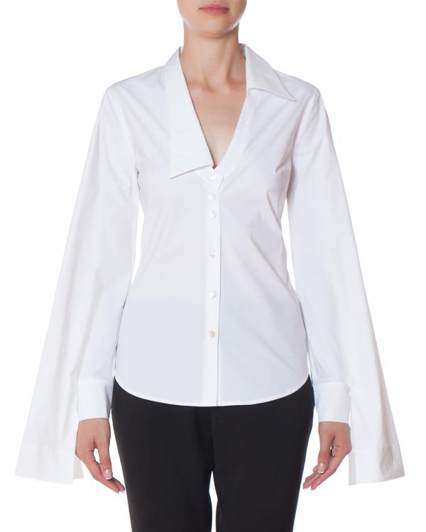 рубашка из тонкого хлопка  артикул LDINA марки Balossa купить за 16100 руб.