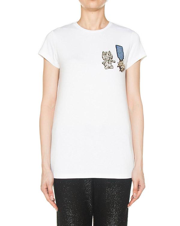футболка  артикул LE0290/R32 марки L'Edition купить за 11400 руб.