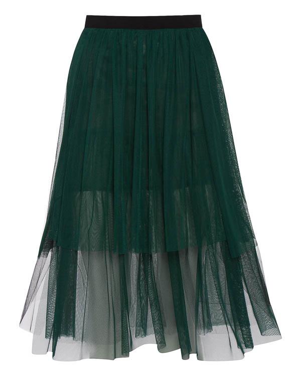 юбка из многослойного фатина артикул LE0382 марки L'Edition купить за 14400 руб.