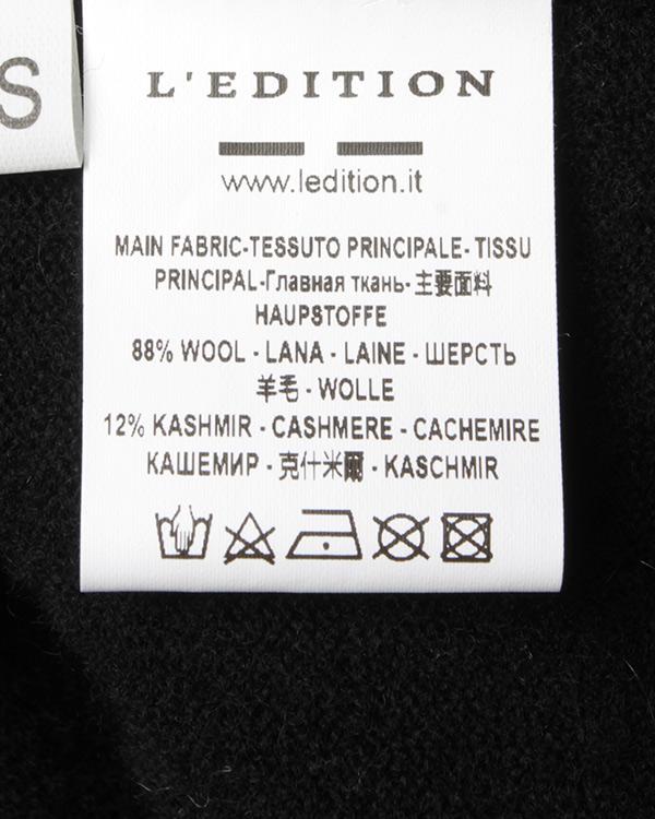 женская джемпер L'Edition, сезон: зима 2016/17. Купить за 22900 руб. | Фото 5