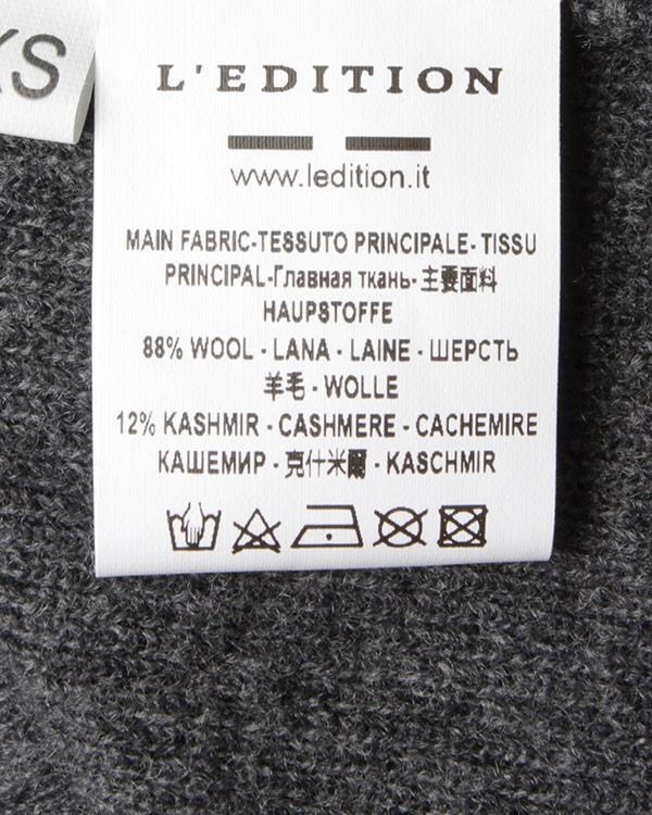 женская джемпер L'Edition, сезон: зима 2016/17. Купить за 12300 руб. | Фото 5