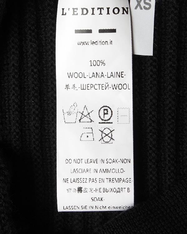 женская свитер L'Edition, сезон: зима 2016/17. Купить за 16200 руб. | Фото 5