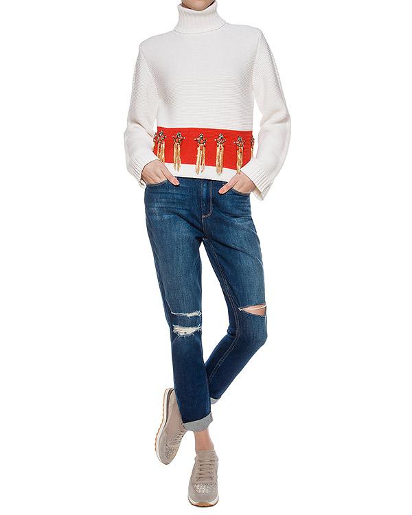 женская свитер L'Edition, сезон: зима 2016/17. Купить за 16400 руб. | Фото 3