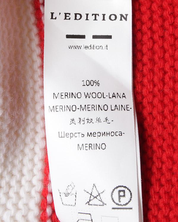 женская свитер L'Edition, сезон: зима 2016/17. Купить за 16400 руб. | Фото 5