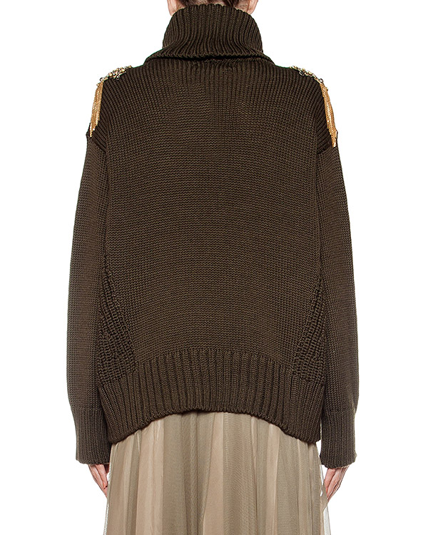 женская свитер L'Edition, сезон: зима 2016/17. Купить за 16000 руб. | Фото $i