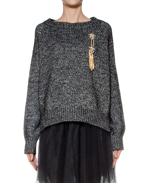 женская свитер L'Edition, сезон: зима 2016/17. Купить за 12500 руб. | Фото 1