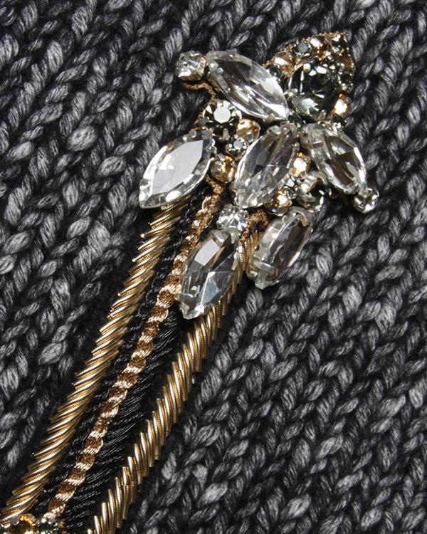 женская свитер L'Edition, сезон: зима 2016/17. Купить за 25000 руб. | Фото 4