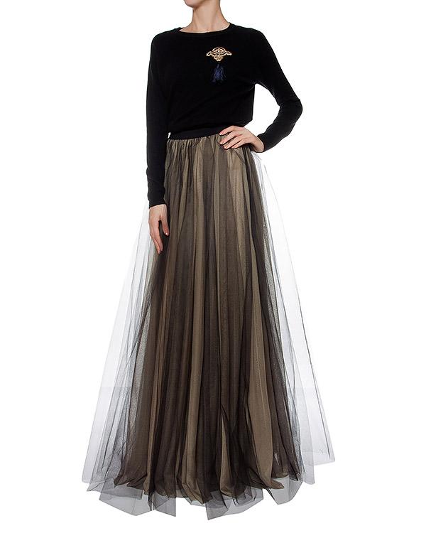 женская юбка L'Edition, сезон: зима 2016/17. Купить за 16400 руб. | Фото 3