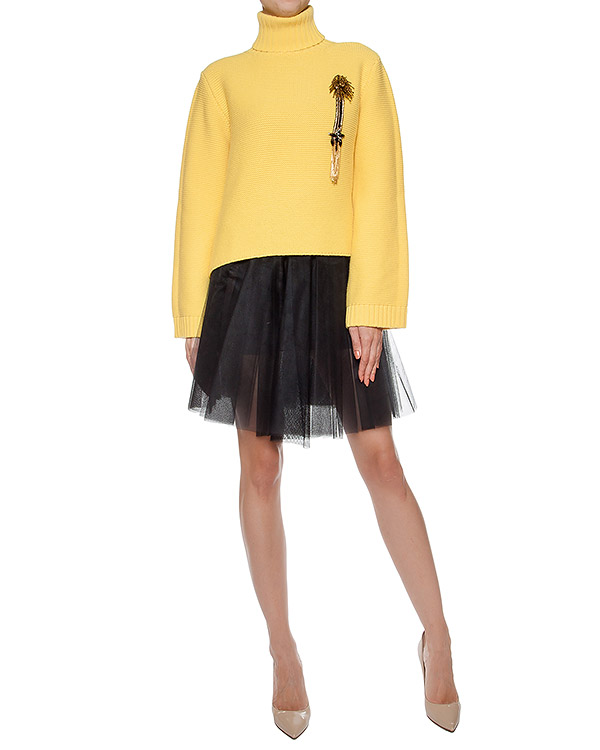 женская юбка L'Edition, сезон: зима 2016/17. Купить за 8300 руб. | Фото 3