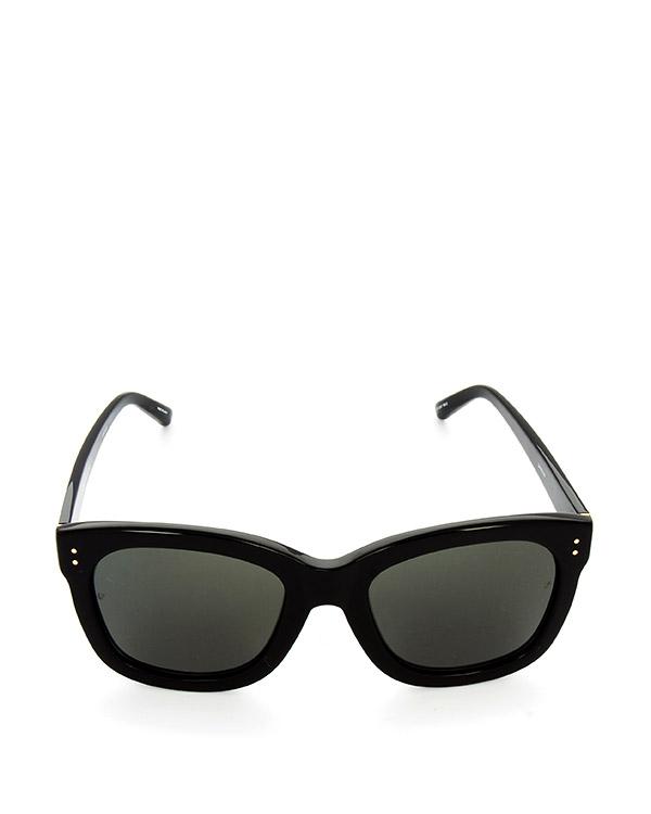 очки из итальянского ацетата цвета артикул LFL513C1SUN марки Linda Farrow купить за 34000 руб.