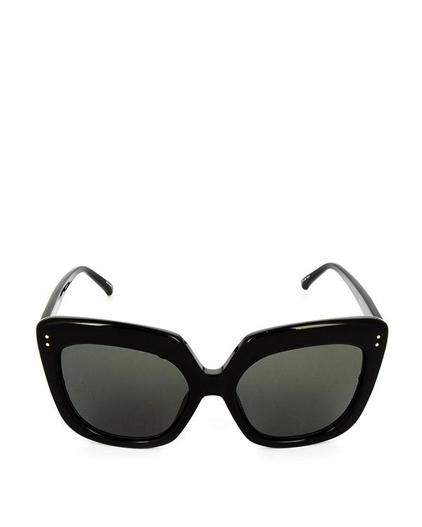 очки  артикул LFL556C1SUN марки Linda Farrow купить за 34000 руб.